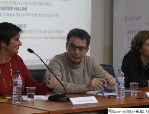 """Colóquio """"10 anos depois: Mapear Bloqueios, Construir Democracia"""""""